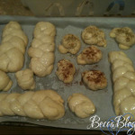 Risen Challah with Egg Wash | BeccaBlogs.com